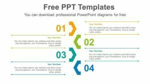 Central-chevron-point-PowerPoint-Diagram-Template-post-image