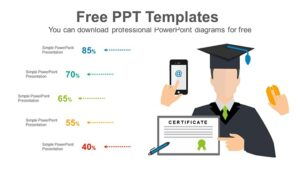 College-Graduation-PowerPoint-Diagram-posting-image