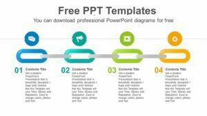 Colorful-chain-PowerPoint-Diagram-Template-post-image