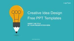 Creative-Idea-Bulb-PowerPoint-Template Feature Image