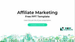Affiliate Marketing Presentation Template _ WowTemplate