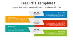 Cross-array-banner-PowerPoint-Diagram-Template-post-image