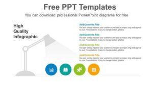 Desk-Lamp-Highlight-PowerPoint-Diagram-post-image