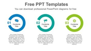Donut-text-box-PowerPoint-Diagram-Template-post-image