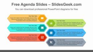 Hexagonal-banner-PowerPoint-Diagram-Template