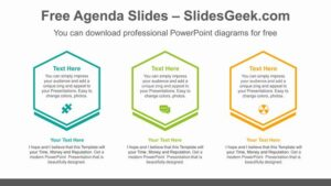 Hexagonal-text-box-PowerPoint-Diagram-Template