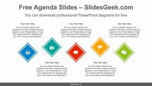 Horizontal-diamond-list-PowerPoint-Diagram-Template