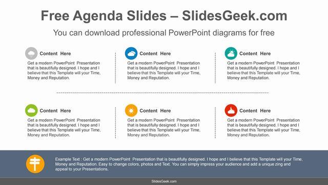 Icon-Listing-PowerPoint-Diagram