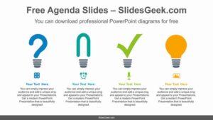 Light-bulb-icon-list-PowerPoint-Diagram-Template