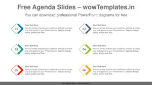 Overlapped-diamond-list-PowerPoint-Diagram-Template-1