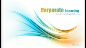 Corporate Reporting Presentation Template_Feature Image