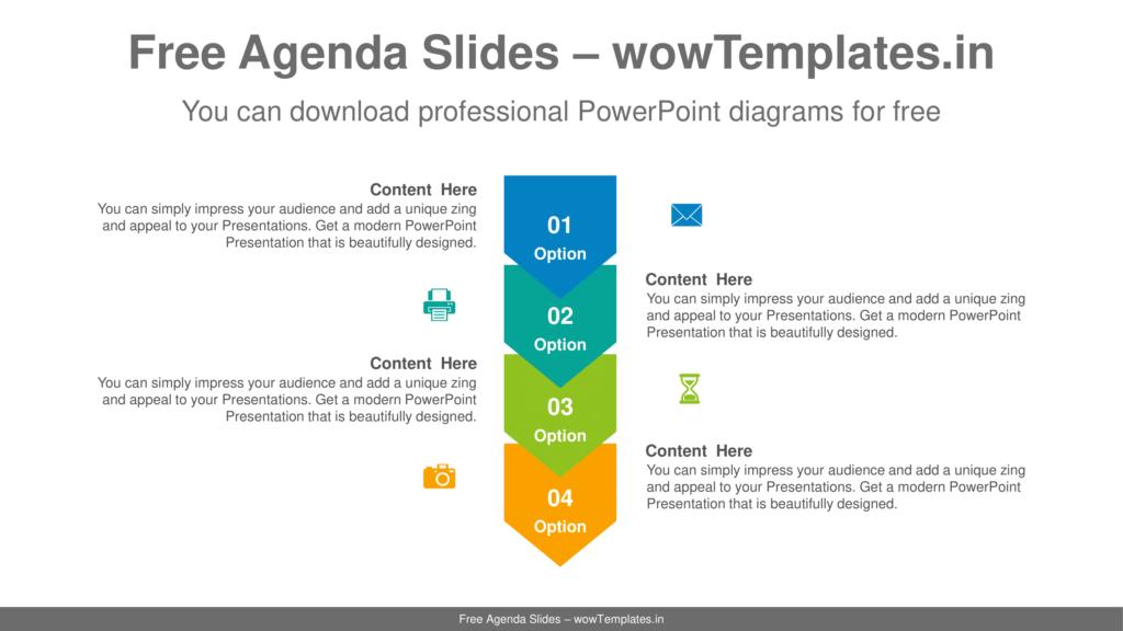 Pentagonal-arrow-list-PowerPoint-Diagram-Template