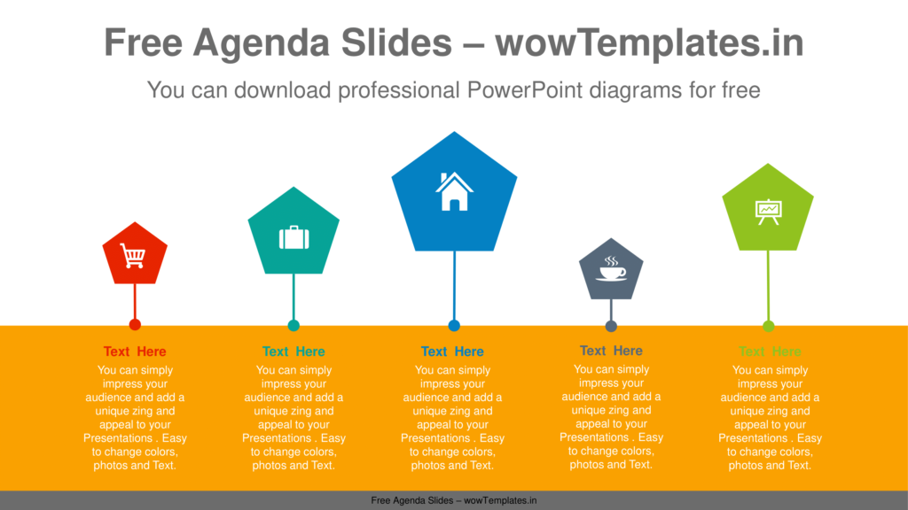 Pentagram-balloon-PowerPoint-Diagram-Template-1