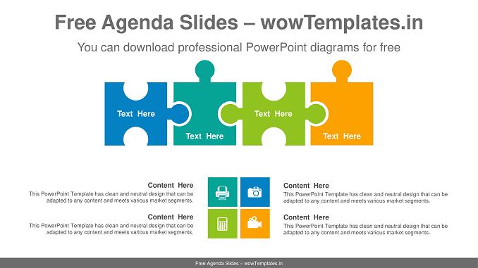 Puzzle-List-PowerPoint-Diagram-Template-1