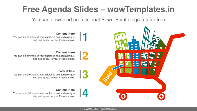 Real-Estate-Shopping-PowerPoint-Diagram _Feature image