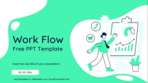 Work Flow Presentation Template_PowerPoint_wowTemplates_feature Image