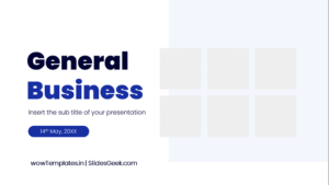 General Business Presentation Templates-feature image