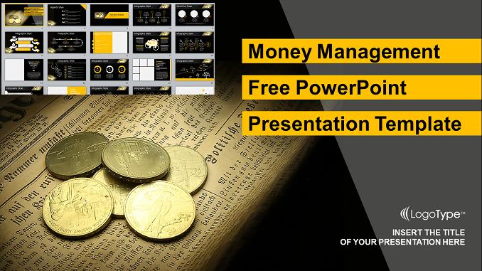 Money Management Presentation Template Feature Image