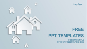 Perfect House PowerPoint Templates Feature Image