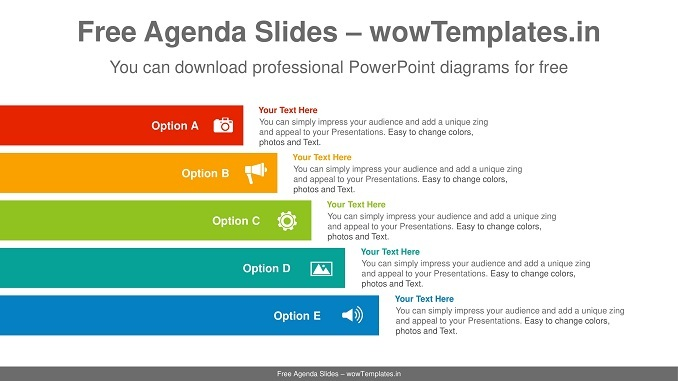 Ribbon-bars-banner-PowerPoint-Diagram-Template-Feature Image