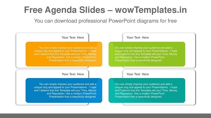 Rounded-corner-rectangle-PowerPoint-Diagram-Template-feature image