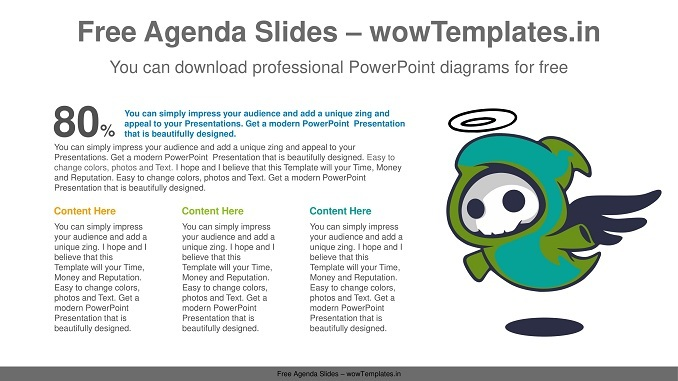 Skeleton-ghost-PowerPoint-Diagram-feature image