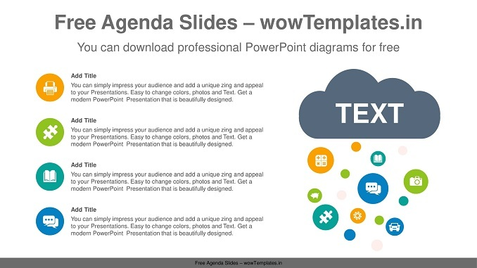 Snowing-Clouds-PowerPoint-Diagram-Template-feature image
