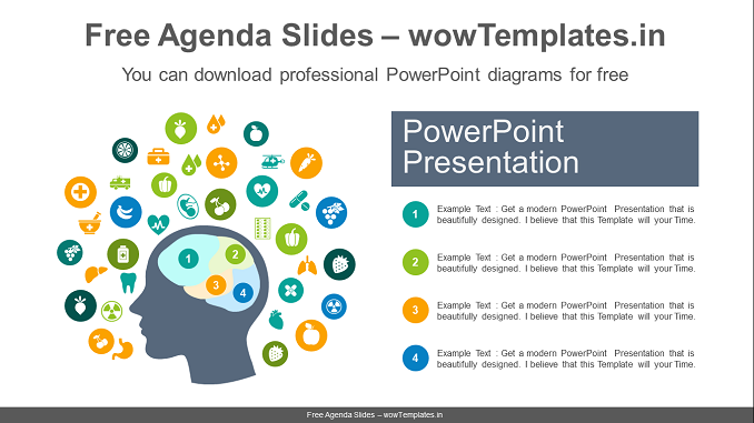 Thinking-human-brain-PowerPoint-Diagram-Template-feature image
