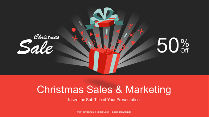 Christmas-Sale-PowerPoint-Templates-Feature Image