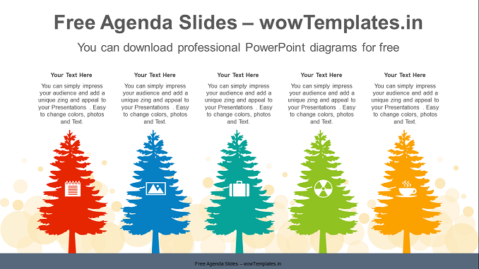 Tree-Silhouettes-PowerPoint-Diagram-feature image