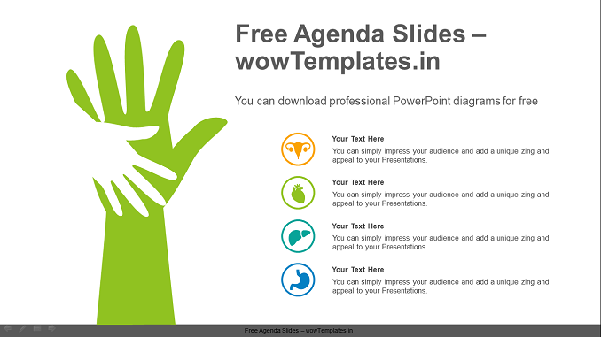 Two-overlapping-hands-PowerPoint-Diagram-Template-feature