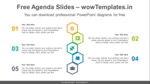 Vertical-hexagonal-list-PowerPoint-Diagram-Template Feature Image