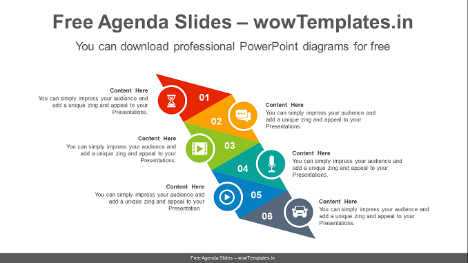 Vertical-triangle-list-PowerPoint-Diagram-Template Feature Image